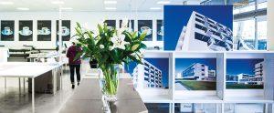 Das Unternehmen hat einen zentralen Standort in Bremen-Hastedt