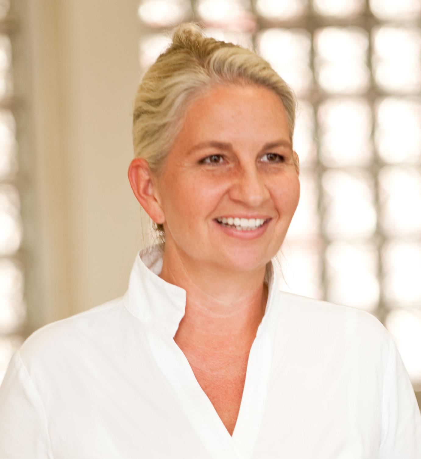 Stephanie Hohnholt ist die geschäftsführende Gesellschafterin